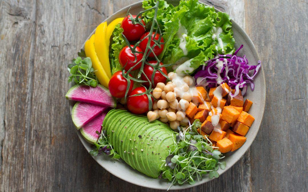 Le verdure dell'orto